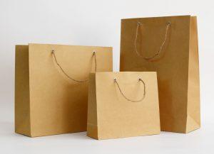 Những tiện ích không ngờ của túi giấy