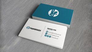 Sử dụng loại giấy nào để làm card visit?