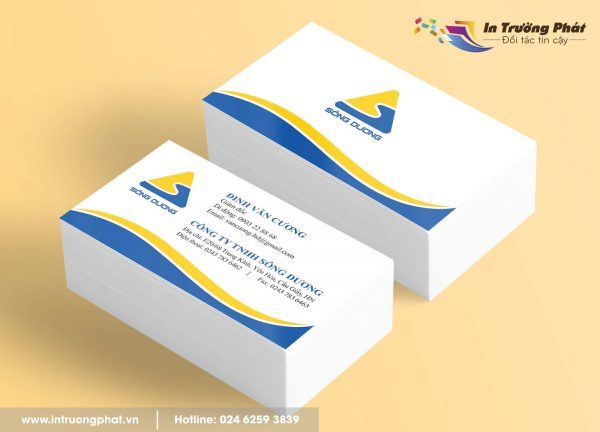 Thiết kế, in name card chuyên nghiệp tại Hà Nội.