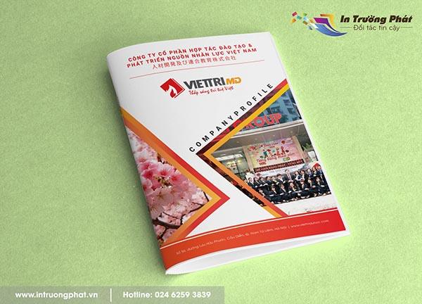 Catalogue Công ty cổ phần hợp tác đào tạo và phát triển nguồn nhân lực Việt Nam
