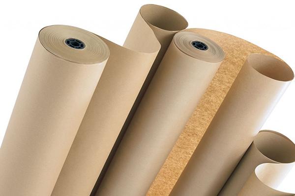 Giấy kraft là loại giấy in trên thị trường.