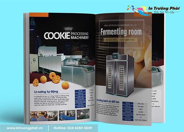 Catalogue Thế giới lò nướng tự động
