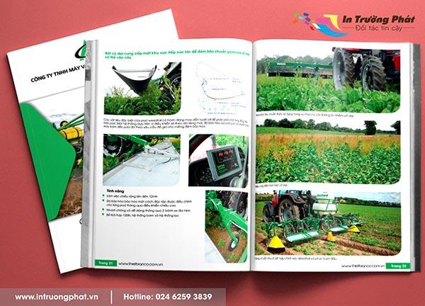 Catalogue Công ty TNHH Máy và Thiết bị nông nghiệp Anco
