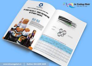 Những lợi ích của dịch vụ in catalogue nhanh tại Hà Nội
