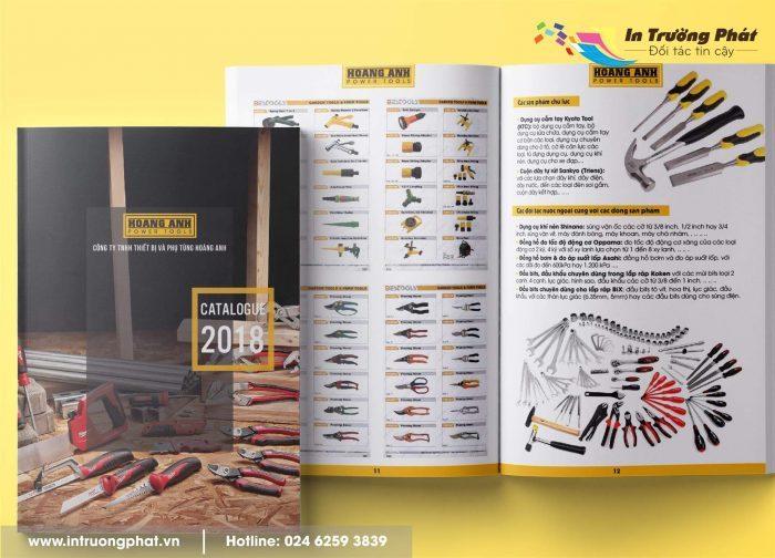 Catalogue Công ty TNHH Thiết bị và Phụ tùng Hoàng Anh