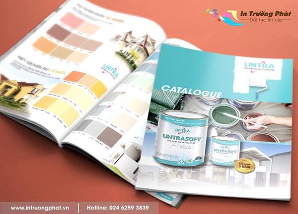 Dịch vụ in catalogue giá rẻ tại Hà Nội - TP Hồ Chí Minh.
