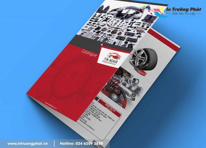 Catalogue Thế giới ô tô Tín Nghĩa