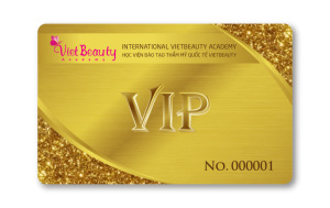 In thẻ VIP giá rẻ, chất lượng tốt nhất