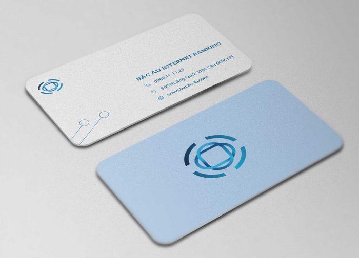 Thẻ nhựa Bắc Âu Internet Banking