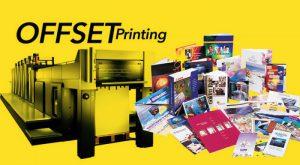 In offset: Ứng dụng trong lĩnh vực in ấn bao bì